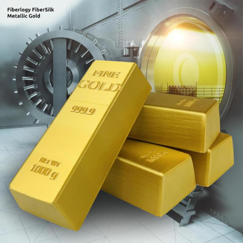 Nieuw in ons assortiment, complete Fiberlogy FiberSilk Metallic lijn