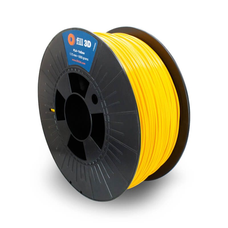Fill 3D PLA Yellow (geel)