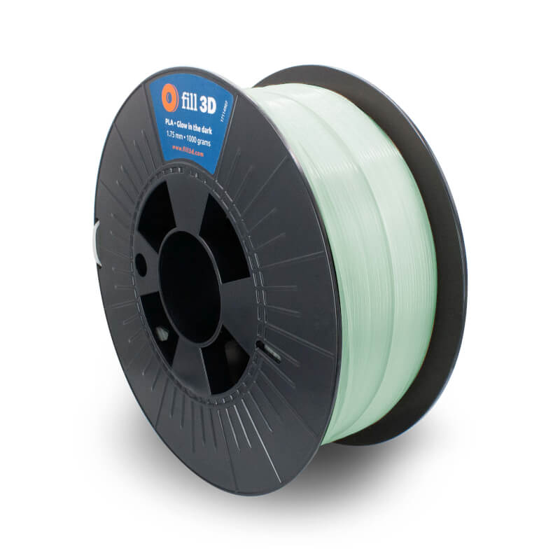 Fill 3D PLA Glow In The Dark 1 kg