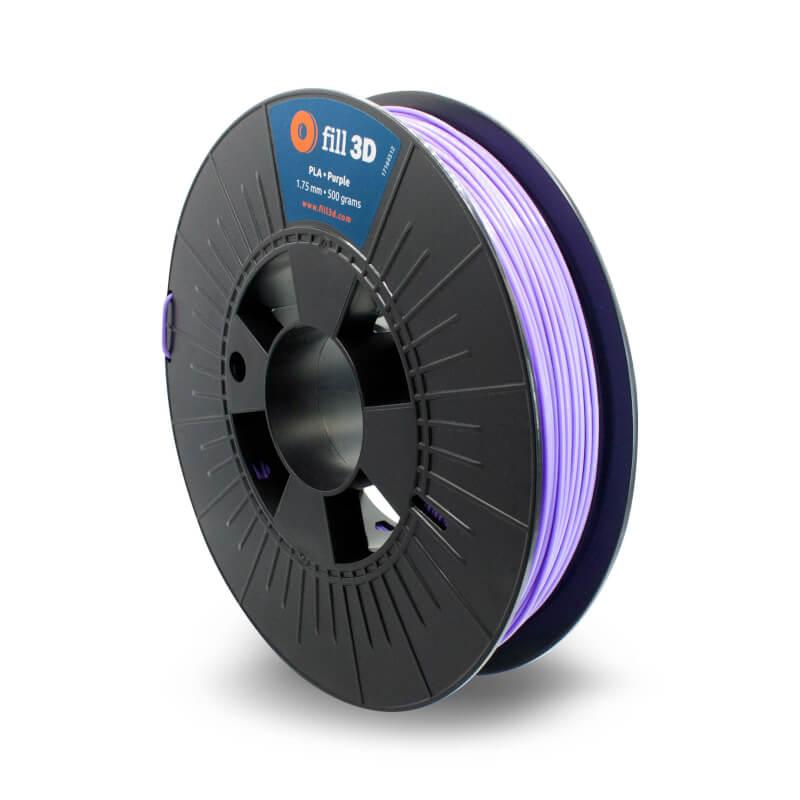 Fill 3D PLA Purple (paars) 0,5 kg