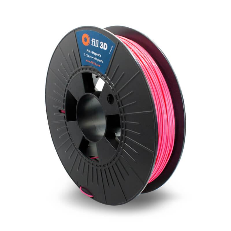 Fill 3D PLA Magenta 0,5 kg